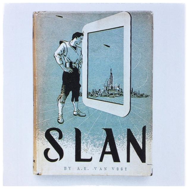 Slan Vogt iPad