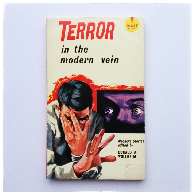Terror In The Modern Vein Cover