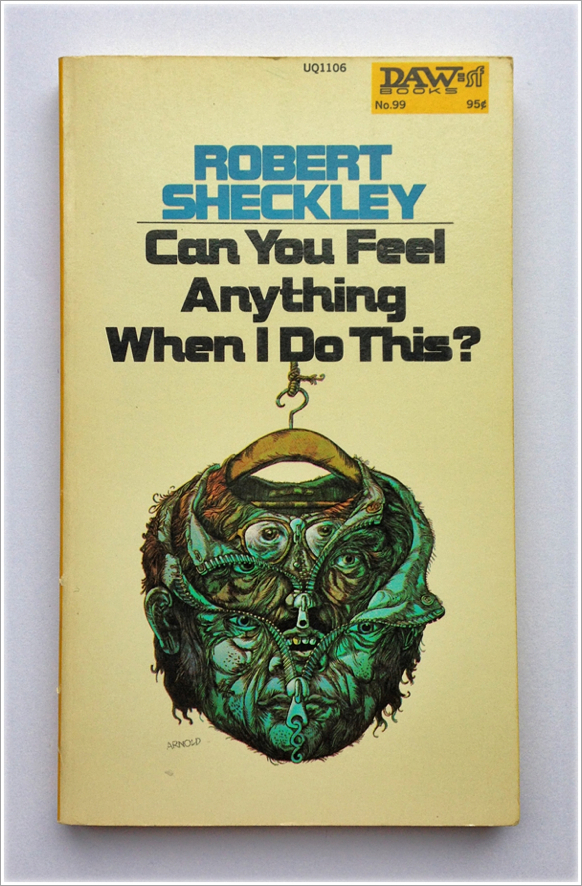 Sheckley Feel Anything