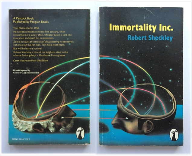 Sheckley Immortality
