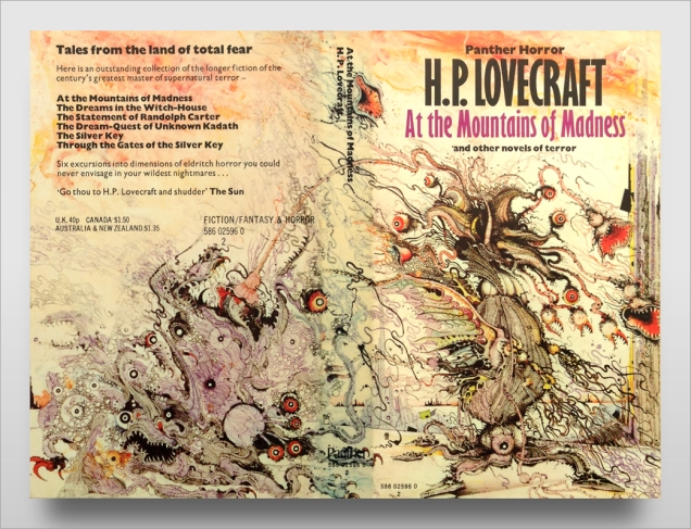 Lovecraft At The Mountains Of Madness