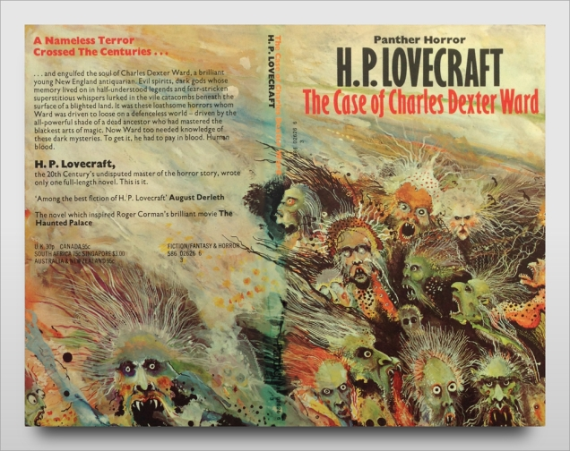 Lovecraft The Case Of Charles Dexter Ward