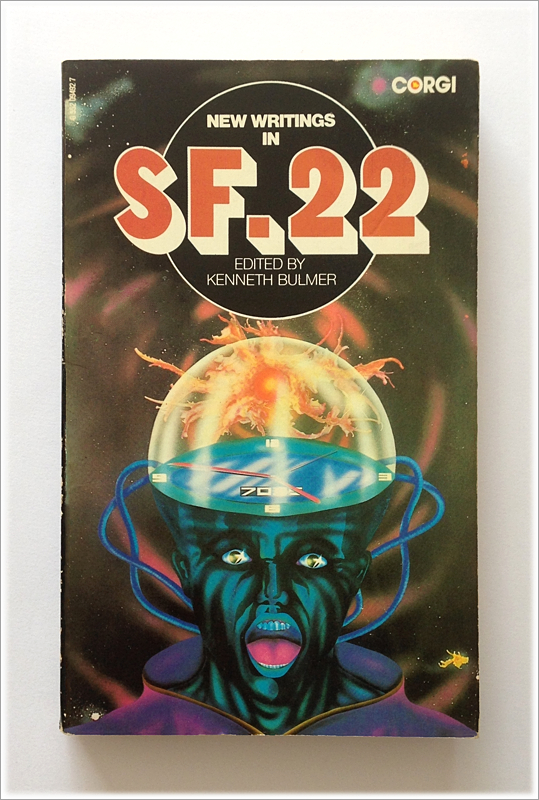 Anthology New Writings In SF 22
