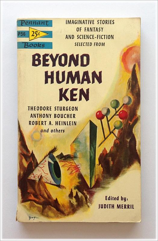 Merril Beyond Human Ken