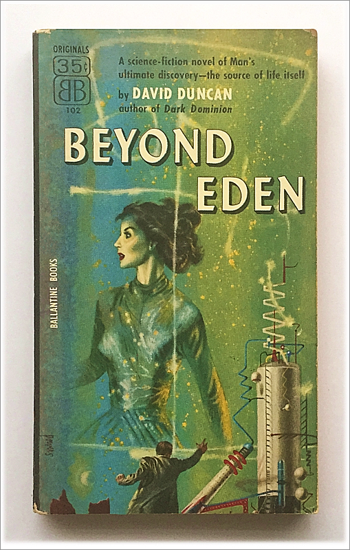 Beyond Eden by David Duncan